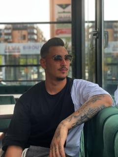 Povestea tristă a noului atacant de la naționala României, Markovic, născut la Belgrad din tată sârb. Cum a fost lăsat în grija unchiului