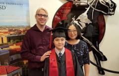 Povestea unui pusti-minune: Micul geniu care a intrat la facultate la doar 12 ani