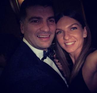 Povestile emotionante de dragoste ale Simonei Halep pana la Toni Iuruc, barbatul care a cerut-o in casatorie