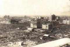 Poze noi, cutremuratoare, cu iarna atomica a Hiroshimei din 1945 (Galerie foto)