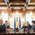 Pozitiile partidelor inainte de consultarile de azi cu presedintele Iohannis