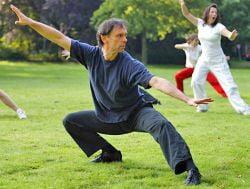 Practici Tai Chi pentru o viata lunga