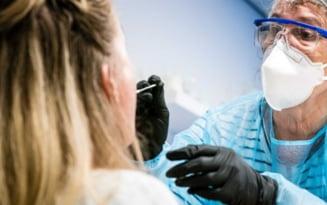 Prahova: Trei noi focare de COVID-19, identificate la Spitalul Municipal Campina si la doua firme