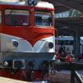 Prahova: Un barbat de 48 de ani s-a aruncat in fata trenului