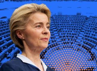 Președinta Comisiei Europene Ursula von der Leyen vine în România. Fostul ministru USR PLUS pe care Florin Cîțu l-a invitat la la întâlnirea de la Guvern