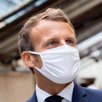 """Președintele Franței, mesaj către cei nevaccinați: """"Dacă îţi iubeşti libertatea şi o respecţi pe cea a altora, singurul lucru de făcut este să te vaccinezi"""""""