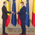 Președintele Iohannis, niciun cuvânt la ceremonia în care Dan Vîlceanu a depus jurământul pentru funcția de ministru al Finanțelor VIDEO
