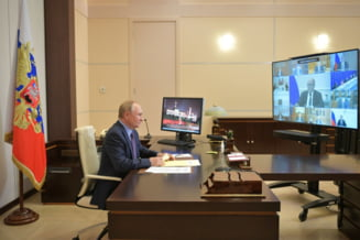 Preşedintele Vladimir Putin a votat online în prima zi a alegerilor legislative. Liderul rus se află în carantină strictă