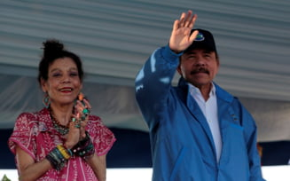 Președintele unei țări din America Centrală candidează pentru al patrulea mandat. Soția sa se pregătește pentru al doilea mandat de vicepreședinte