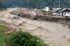 Precipitatiile abundente au produs pagube uriase in Olt