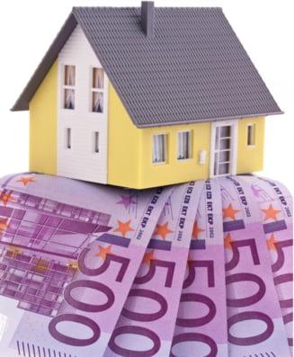 Predai cheia locuintei si ai scapat de credit: Bancherii critica vehement proiectul de lege