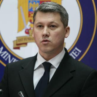 Predoiu confirma iesirea lui Ungureanu de la sedinta Coalitiei