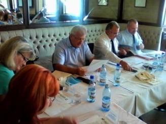 Prefectul Ioan Tintean, la o noua intalnire de lucru a Comitetului de Bazin Somes-Tisa