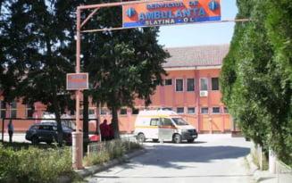Prefectul a cerut control din partea Ministerului Sanatatii la Ambulanta Olt. 15 angajati sunt infectati cu noul coronavirus