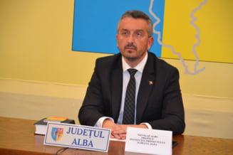 Prefectul de Alba a raspuns, dupa trei zile, criticilor USR-PLUS cu privire la prelungirea carantinei