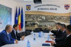Prefectura Salaj promite sprijin pentru mediul de afaceri local