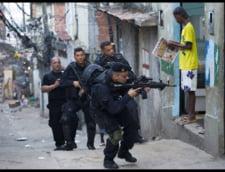 Pregatirea CM 2014 - raiduri, blindate si elicoptere in zona de langa Maracana