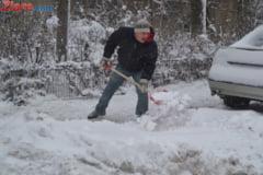 Pregatiti-va de nopti geroase. Si in Bucuresti vor fi -20 de grade. Imagini din Romania incremenita (Galerie foto&Video)