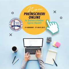 Preinscrieri online la Universitatea Spiru Haret: Candidatii pot opta pentru programe educationale cu predare in limba romana sau in limba engleza