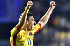 Preliminariile pentru EURO 2020: Un atacant roman, la egalitate cu Cristiano Ronaldo