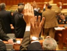 Prelungirea activitatii Comisiei pentru Rosia Montana, in sedinta Parlamentului