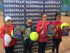 "Prelungit din cauza ploii, Trofeul Gavella la tenis de camp ""a tras cortina"""