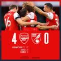 Premier League: Arsenal, 4-0 cu Norwich; esec pentru Leicester in meciul cu Everton
