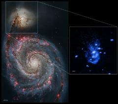 Premiera: Am putea afla cum arata in realitate suprafata unei gauri negre