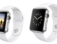 Premiera: Barbat amendat ca folosea Apple Watch la volan
