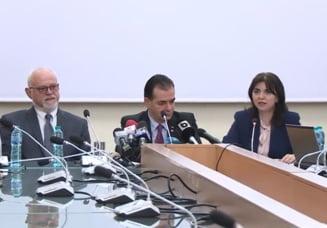 Premiera: Ludovic Orban a participat la instalarea secretarului de stat pentru Cercetare. Ce semnal a vrut sa dea