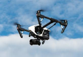 Premiera: O drona a transportat cu succes un organ pentru transplant