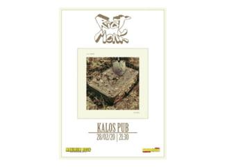 Premiera. Riot Monk concerteaza vineri, in Kalos Pub