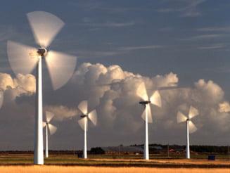 Premiera: Romania, in top 10 pentru atractivitatea pietei de energie eoliana
