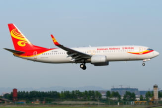 Premiera: Un avion cu pasageri a zburat cu combustibil din ulei de gatit folosit
