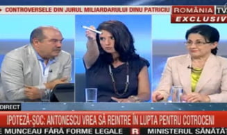 Premiera: Un deputat PNL a fost dat afara in direct dintr-un talk-show politic