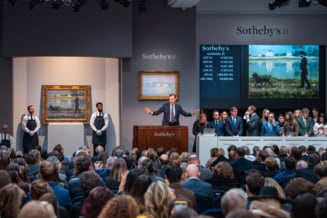 Premiera casei de licitatii Sotheby's: un diamant in forma de para va putea fi achitat in criptomonede