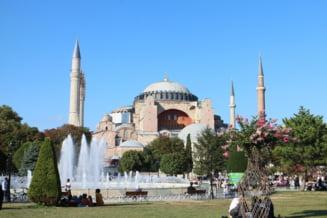 Premiera dupa 86 de ani: Slujba religioasa oficiata la Sfanta Sofia din Istanbul, devenita moschee