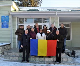 Premiera in Anul Centenar: O localitate de peste Prut a votat unirea cu Romania