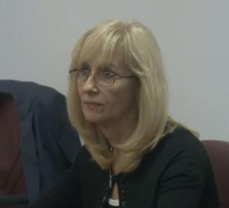 Premiera in Justitie: Sefa echipei de inspectori care a controlat DNA, cercetata de CSM