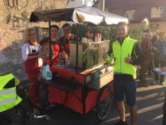 Premiera in Romania: Mergi la munca cu bicicleta si primesti gratuit micul dejun