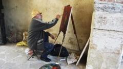 Premiera in arta plastica bacauana. Tabara privata de creatie la Manastirea Rasca
