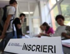 Premiera in invatamant: Locurile in universitati, in functie de studentii inscrisi