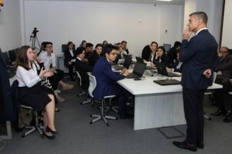 Premiera in invatamantul romanesc: curs de diplomatie digitala pentru elevi predat de diplomati de rang inalt