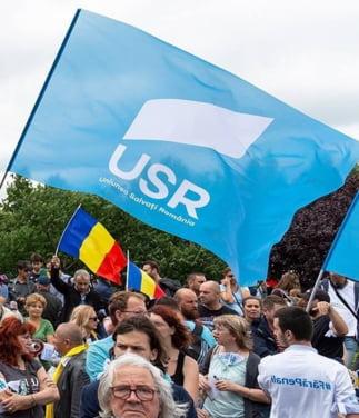 "Premiera in politica romaneasca: USR organizeaza primaries pentru europarlamentare. ""E un spectacol al democratiei"""