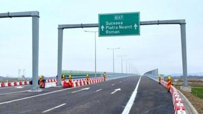 """Premiera istorica: CNAIR a initiat licitatia pentru primul sector din autostrada A7. """"Dupa semnarea contractului, constructorul va putea intra in teren"""""""
