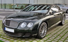 Premiera la Fisc: Scoate la vanzare un Bentley sub pretul pietei