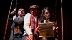 "Premiera la Teatrul Sica Alexandrescu: satira ""Aventura"""