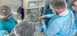 Premiera la Timisoara. S-a administrat intaia oara plasma unui pacient cu coronavirus in stare grava la Spitalul Victor Babes. Protocolul ales de medici