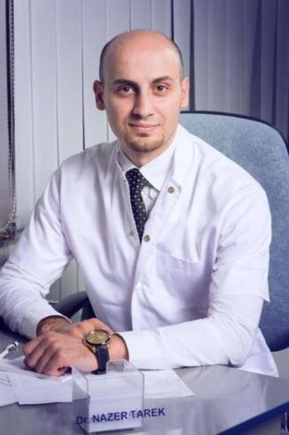 Premiera medicala in Romania: Cum sa iti rezolvi problemele la genunchi Interviu cu dr Tarek Nazer