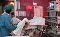 Premiera medicala la Suceava: operatie de prostata fara sangerare